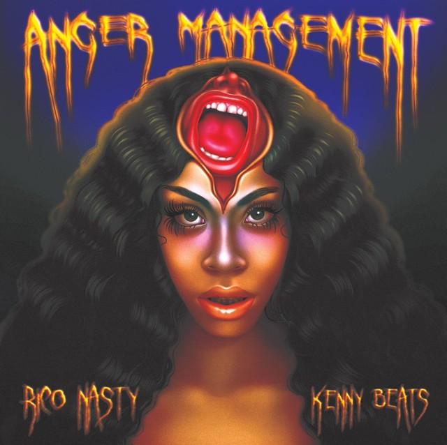 Rico Nasty & Kenny Beats – 'Anger Management' (Stream)