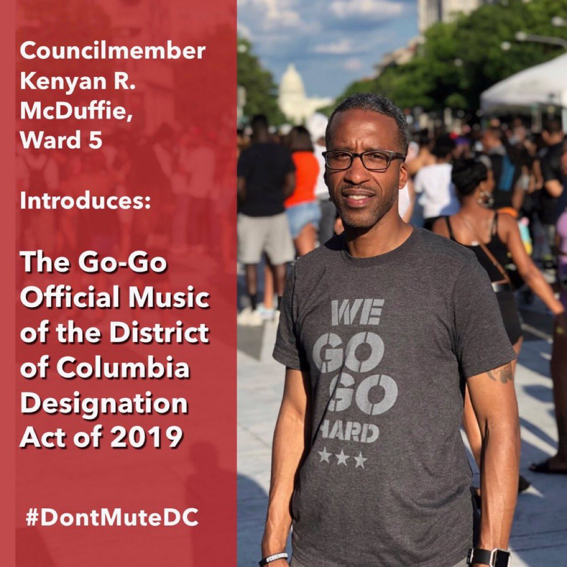 Go-Go To Become The Official Music Of D.C.