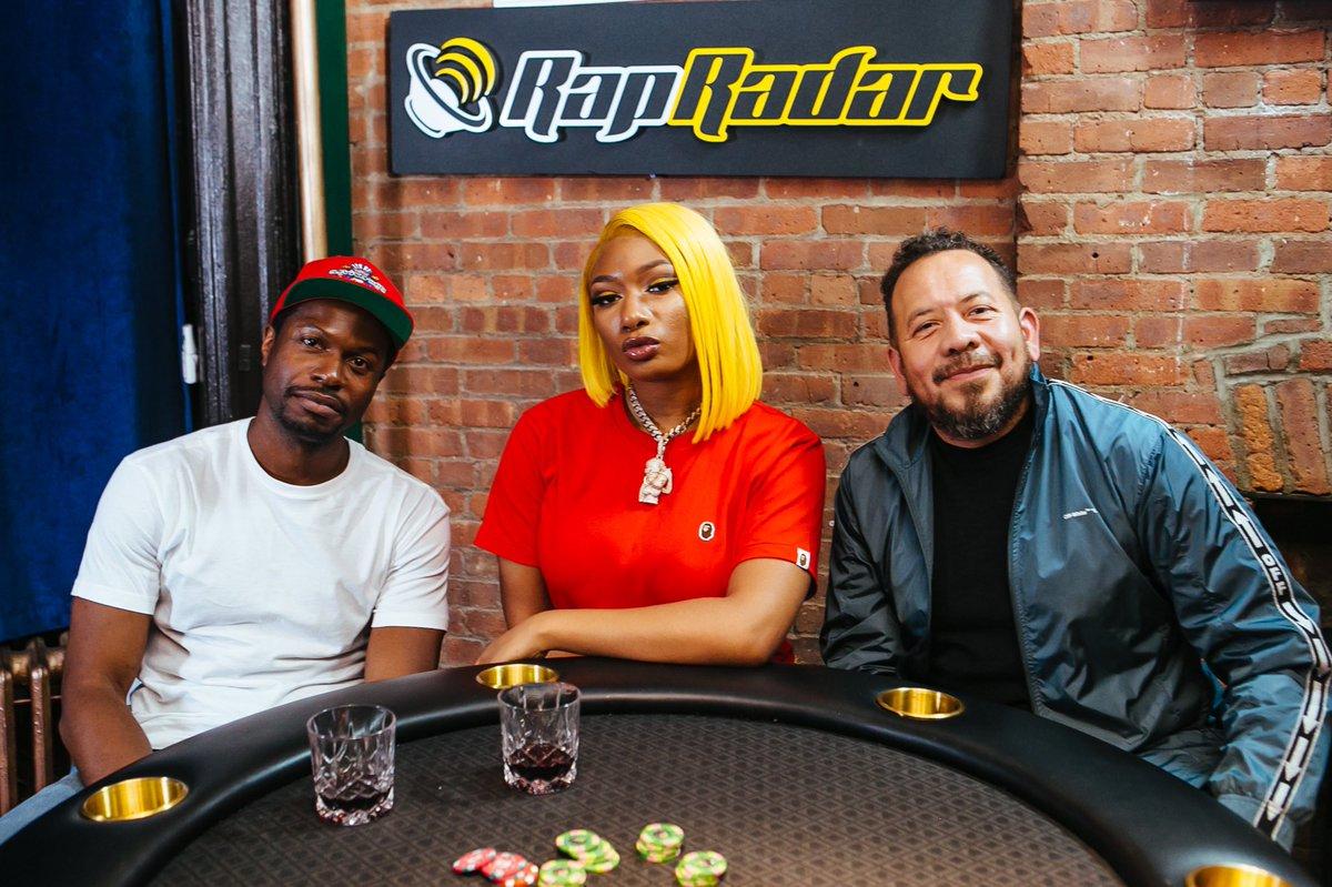 Rap Radar Podcast With Megan Thee Stallion