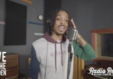 Rari – Live In The Garden Freestyle (Video)
