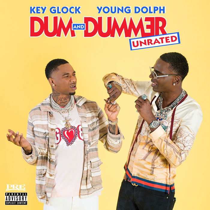 """Young Dolph & Key Glock – 'Dum And Dummer' (Stream); """"III"""" (Video)"""