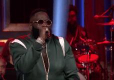 "Rick Ross & Swizz Beatz Performs ""Big Tyme"" on 'The Tonight Show'"