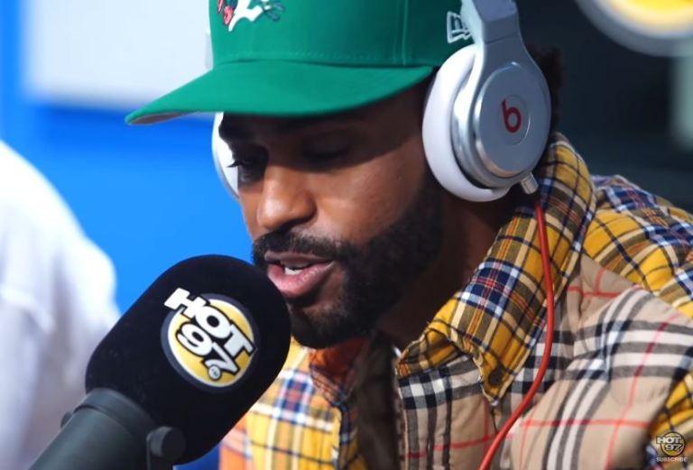 Big Sean – Funk Flex Freestyle (Video)