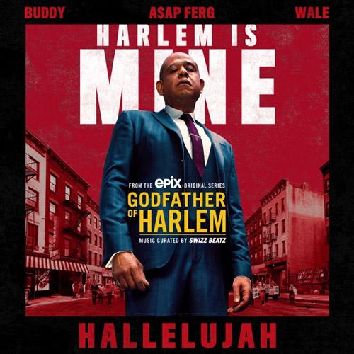 "A$AP Ferg, Wale & Buddy – ""Hallelujah"""