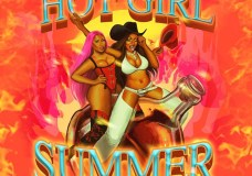 "Megan Thee Stallion Feat. Nicki Minaj & Ty Dolla $ign – ""Hot Girl Summer"""