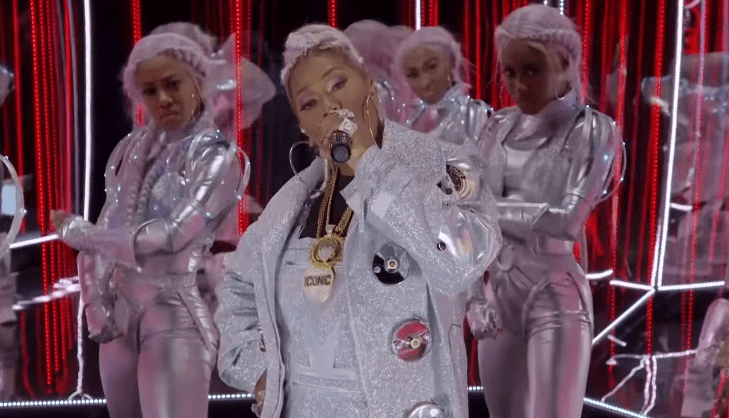 WATCH: Missy Elliott's MTV VMAs Video Vanguard Performance