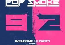 "Nicki Minaj & French Montana Jump on Pop Smoke's ""Welcome To The Party"""