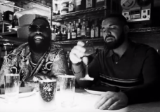 "Drake Feat. Rick Ross – ""Money In The Grave"" (Video)"