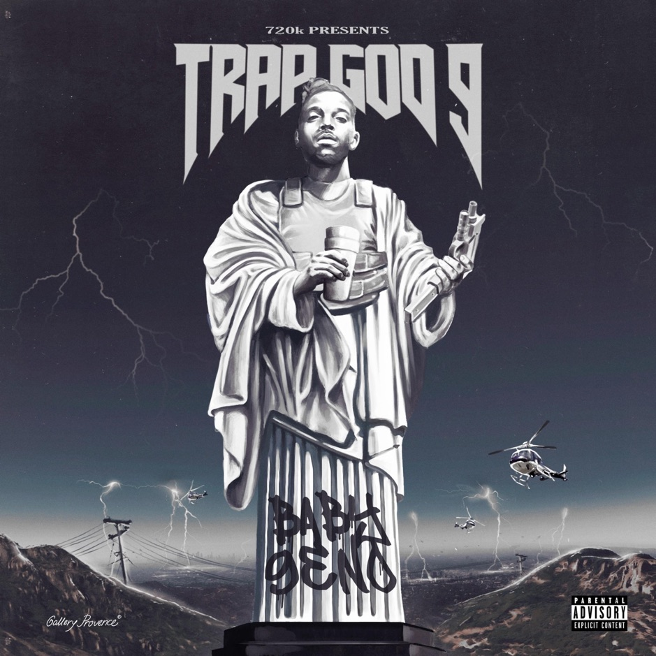 Baby 9eno – 'Trap God 9' (Stream)