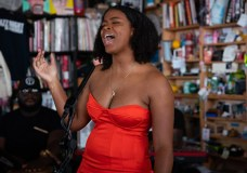 Ari Lennox Performs for NPR's Tiny Desk Concert Series