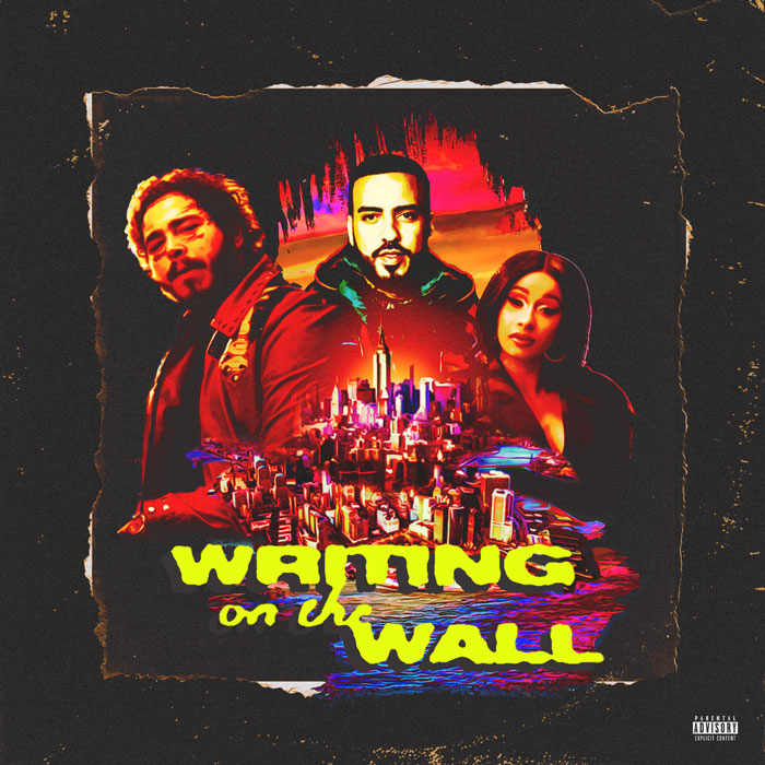 "French Montana Feat. Post Malone & Cardi B – ""Writing On The Wall"""