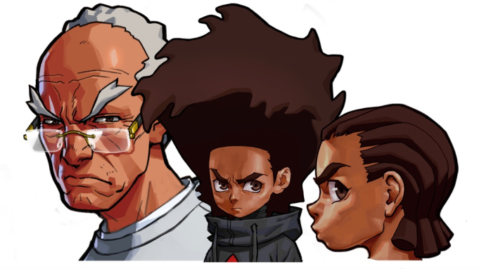 'The Boondocks' Locks in with HBO Max for 2 Seasons