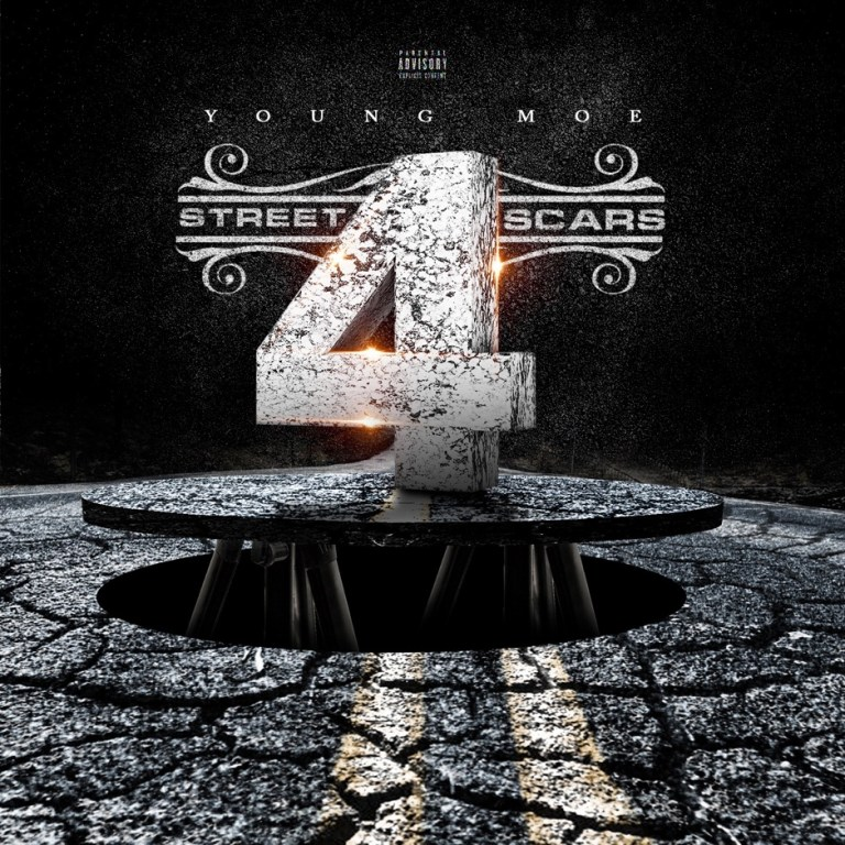 Young Moe – 'Street Scars 4' (Stream)