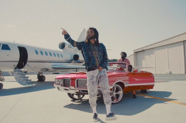 "Dreamville Feat. J. Cole, J.I.D, Bas, Earthgang & Young Nudy – ""Down Bad"" (Video)"