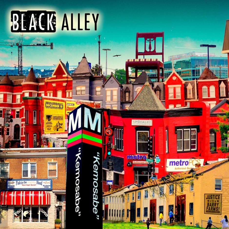 "Black Alley – ""Kemosabe"""