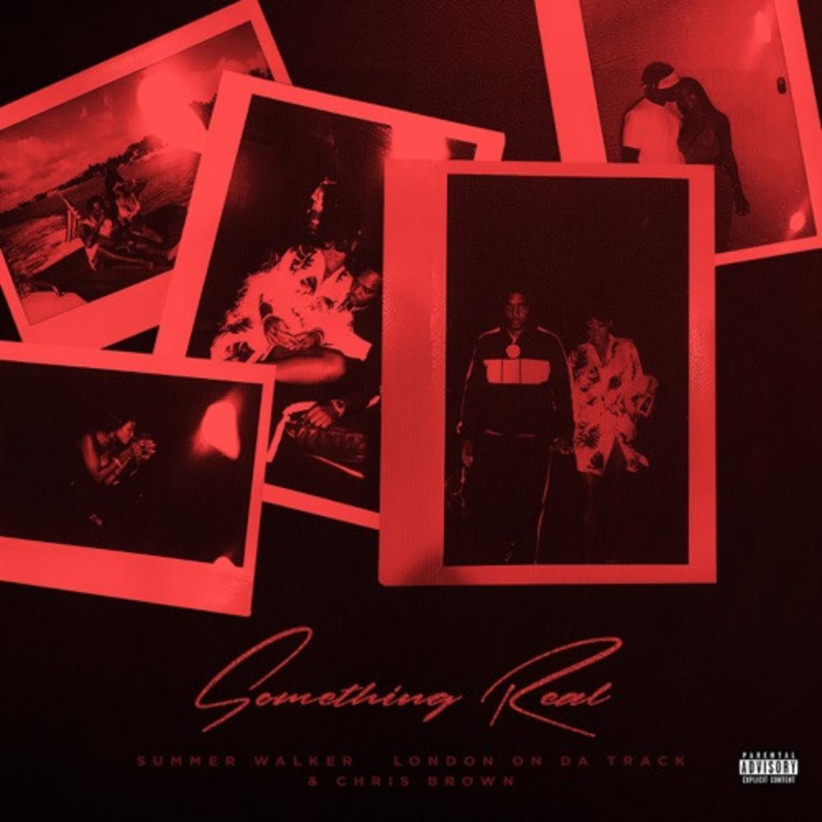 "Summer Walker, Chris Brown & London On Da Track – ""Something Real"""