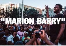 """Yaddiya Feat. Luv – """"Marion Barry"""""""