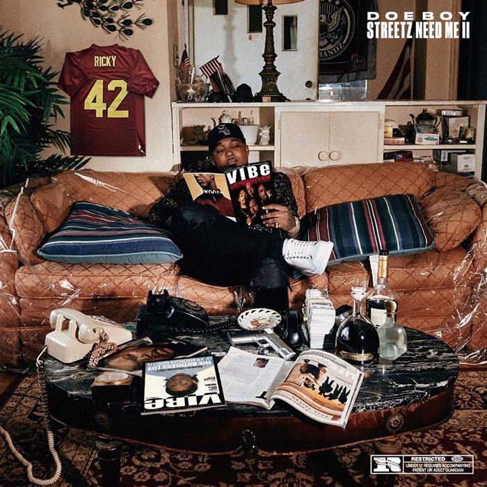 Doe Boy – 'Streetz Need Me II' (Stream)