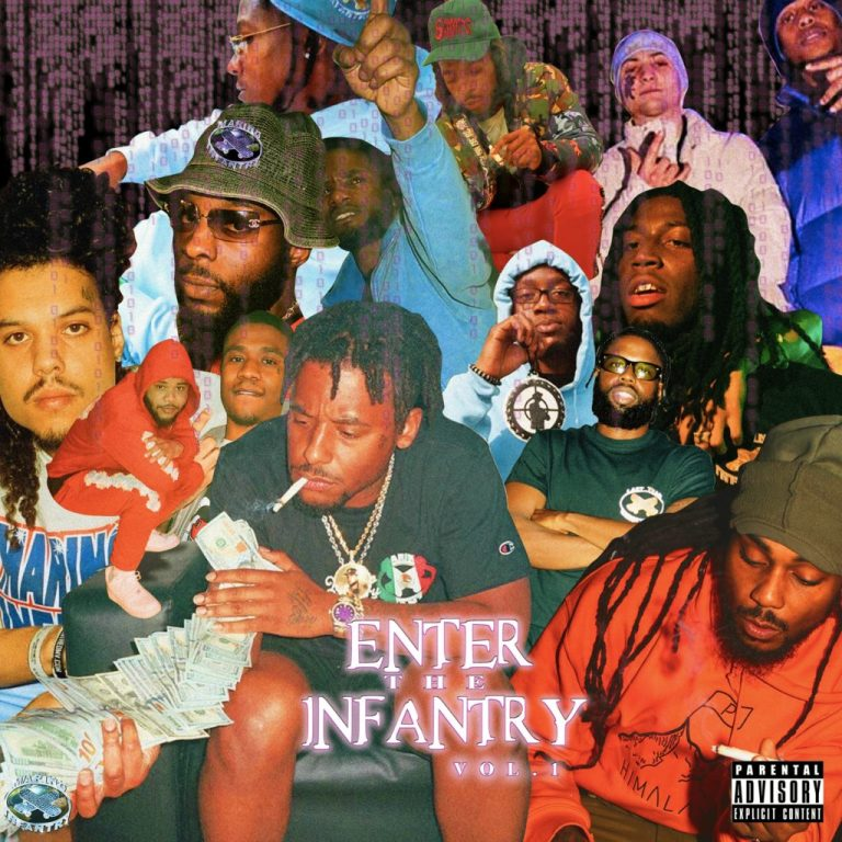 Marino Infantry – 'Enter The Infantry Vol. 1' (Stream)