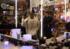 Check Out Wale's NPR Tiny Desk Performance (Video)