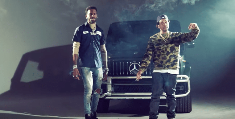 "Curren$y Feat. Young Dolph – ""All Work"" (Video)"