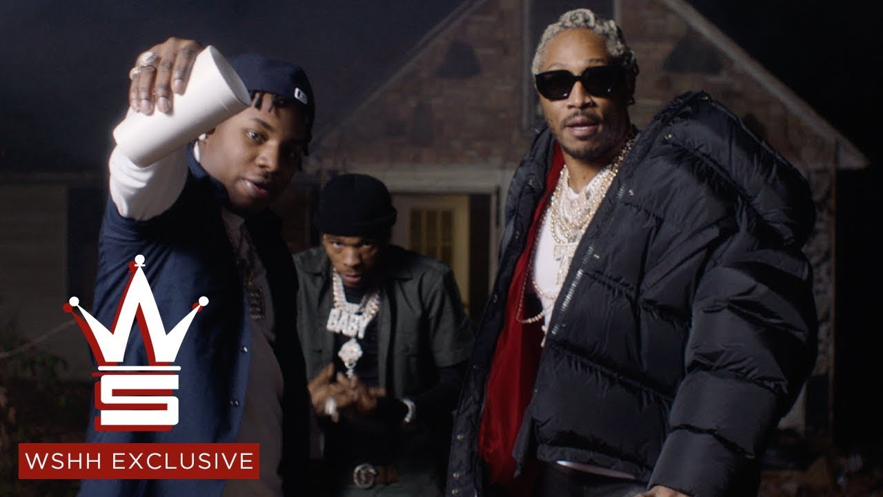 "Marlo Feat. Lil Baby & Future – ""1st N 3rd"" (Video)"