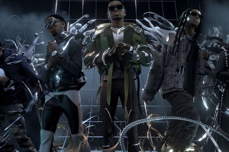 "Migos Feat. Young Thug & Travis Scott – ""Give No Fxk"" (Video)"