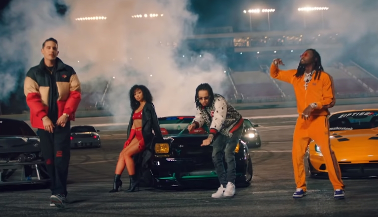 "YBN Nahmir Feat. G-Eazy & Offset – ""2 Seater"" (Video)"