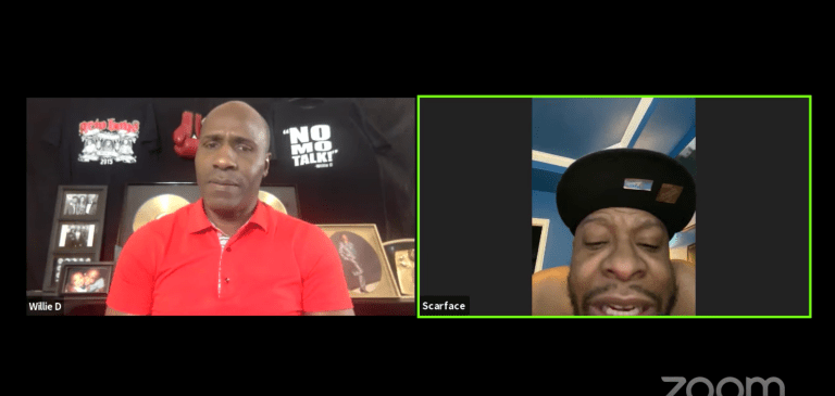 Scarface Reveals That He Has Coronavirus, Goes Into Detail With Willie D