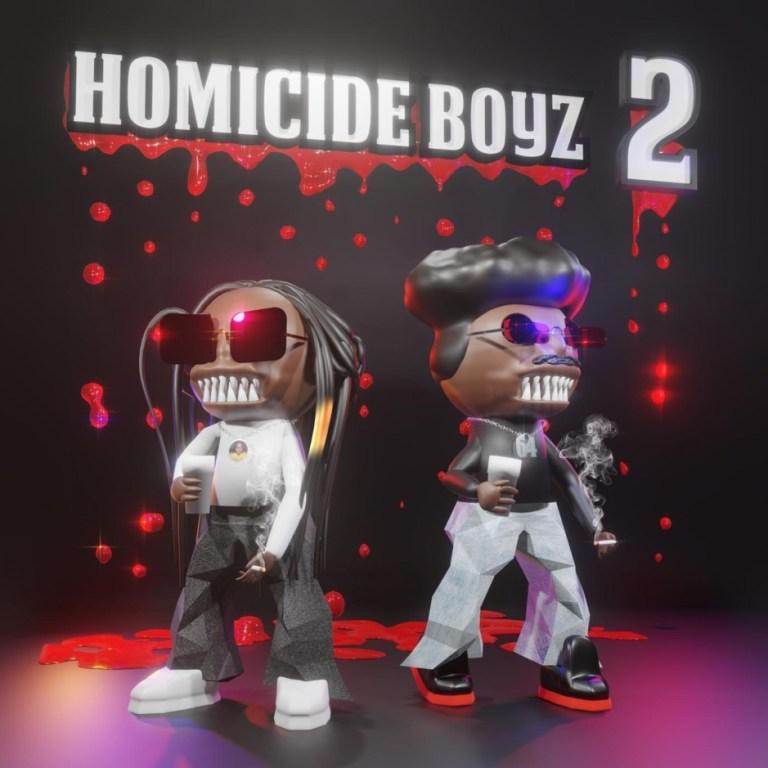 Goonew & Lil Dude – 'Homicide Boyz 2' (Stream)