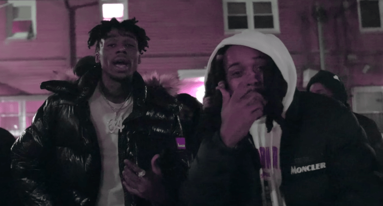 "Goonew & Lil Dude – ""Real Steppers"" (Video)"
