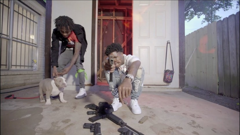 """YoungBoy Never Broke Again – """"Step On S***"""" (Video)"""