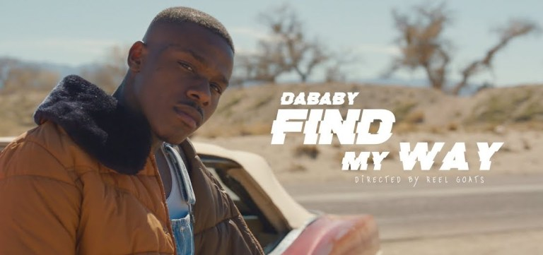 """DaBaby – """"Find My Way"""" (Video)"""