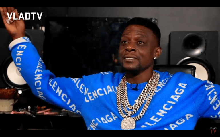 VIDEO: Lil Boosie Calls Nine Trey Bloods P*ssy If They Don't Touch Tekashi 6ix9ine