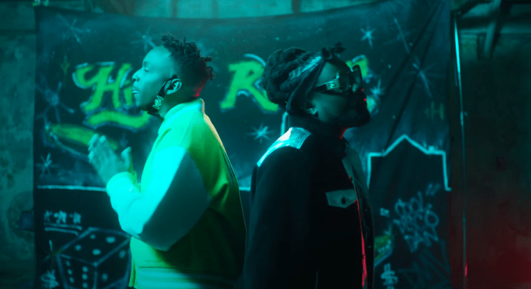 """Adé Feat. Wale – """"Feel Some Way"""" (Video)"""