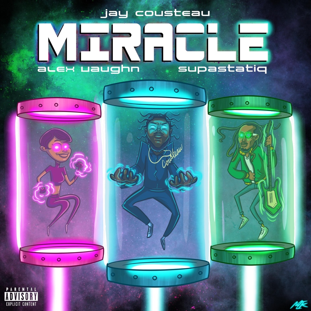 """Jay Cousteau Feat. Alex Vaughn – """"Miracle"""""""