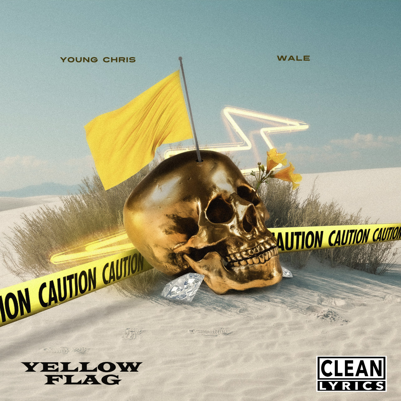 "Young Chris Feat. Wale – ""Yellow Flag"""