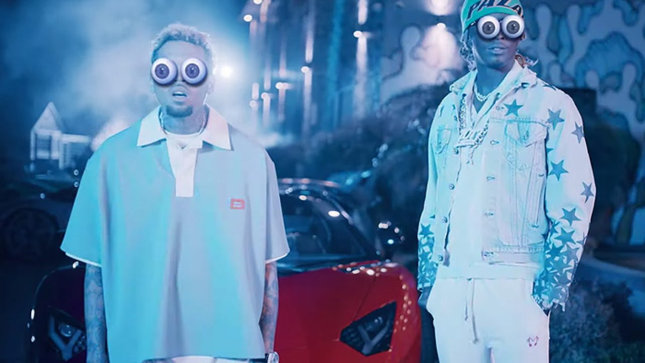 "Chris Brown & Young Thug – ""Go Crazy"" (Video)"
