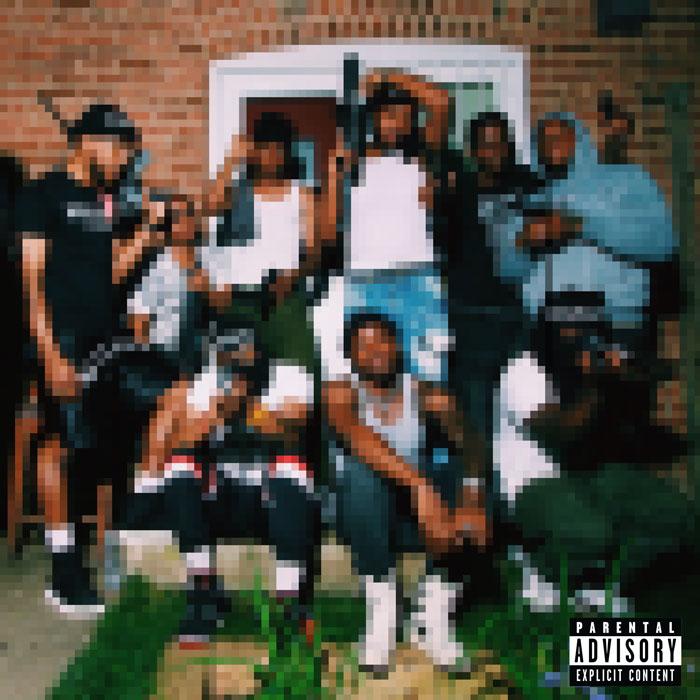 IDK – 'IDK & FRIENDS 2 (Basketball County Soundtrack)' (Stream)
