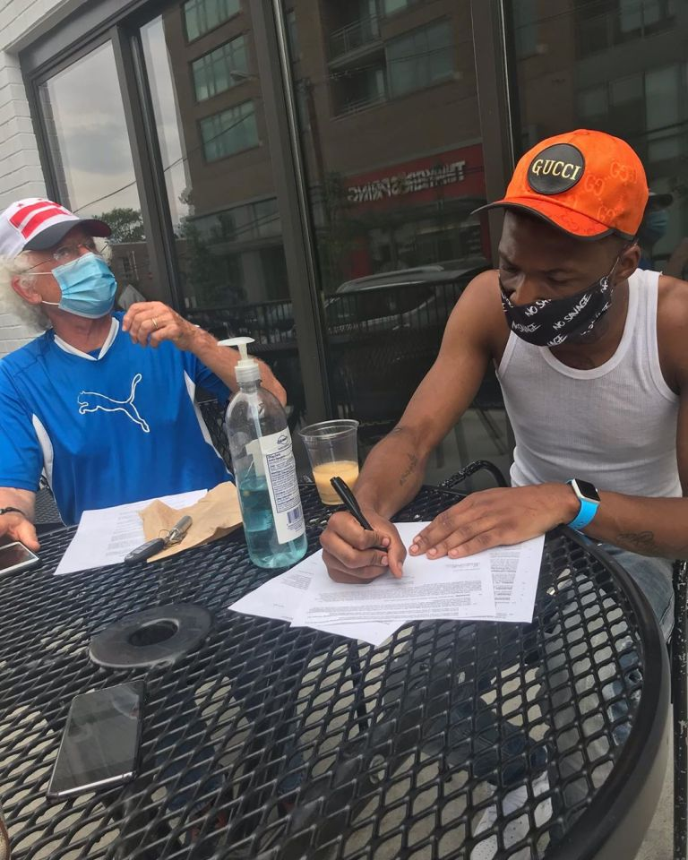 No Savage Inks Deal With 300 Ent.