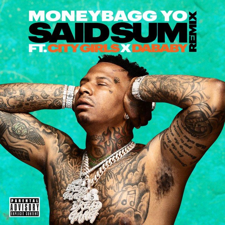 "Moneybagg Yo Feat. City Girls & DaBaby – ""Said Sum (Remix)"""