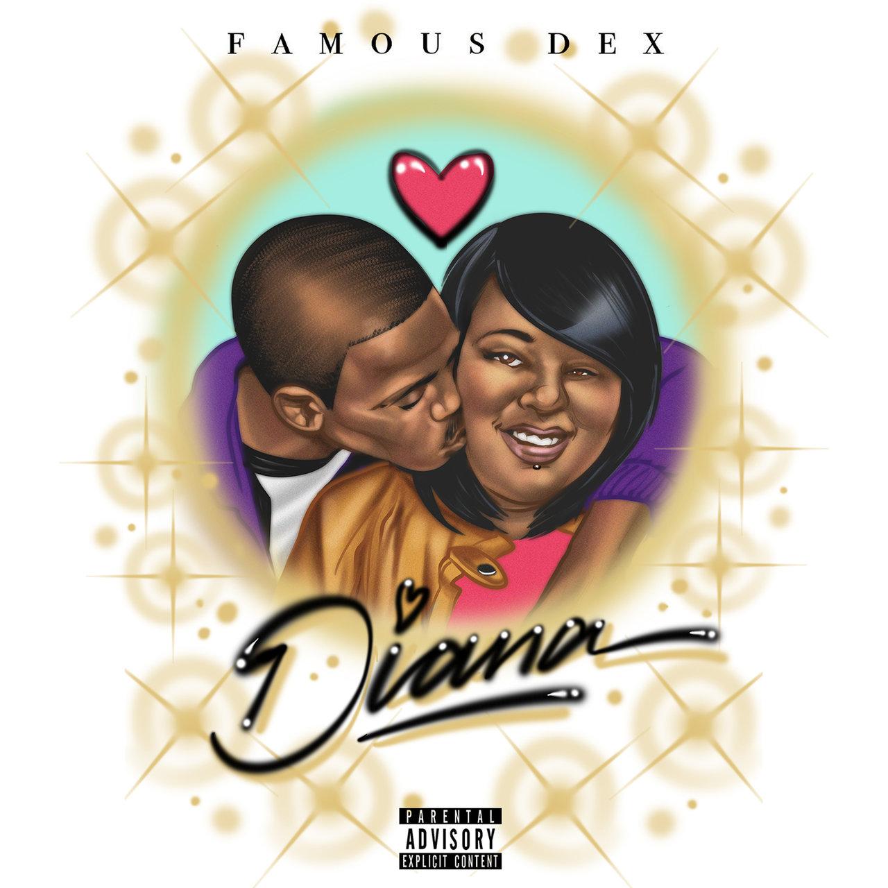 Famous Dex – 'Diana' (Stream)