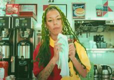 Kelow LaTesha – Milkshake (Remix) (Video)