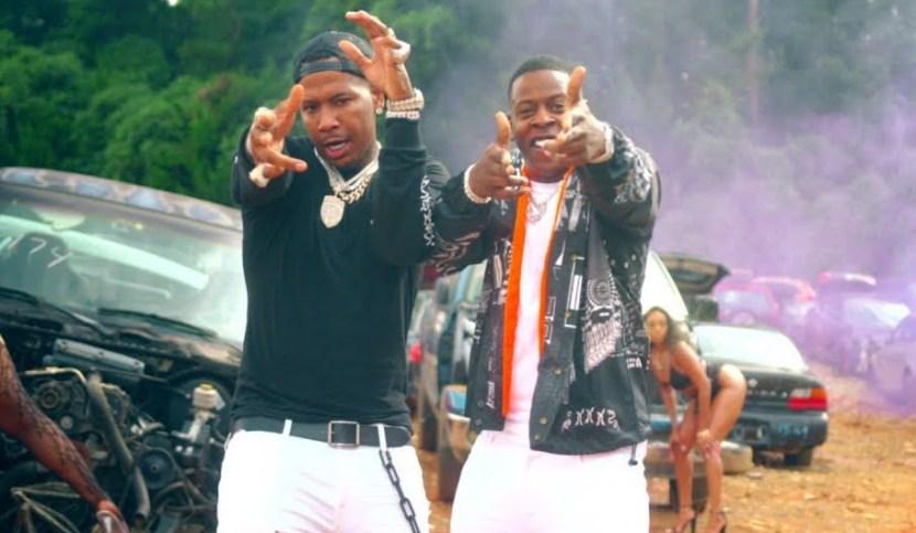 "Moneybagg Yo & Blac Youngsta – ""Trickin Ass N***a"" (Video)"