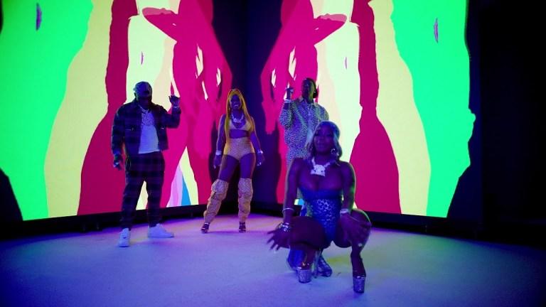 "Moneybagg Yo Feat. City Girls & DaBaby – ""Said Sum (Remix)"" (Video)"