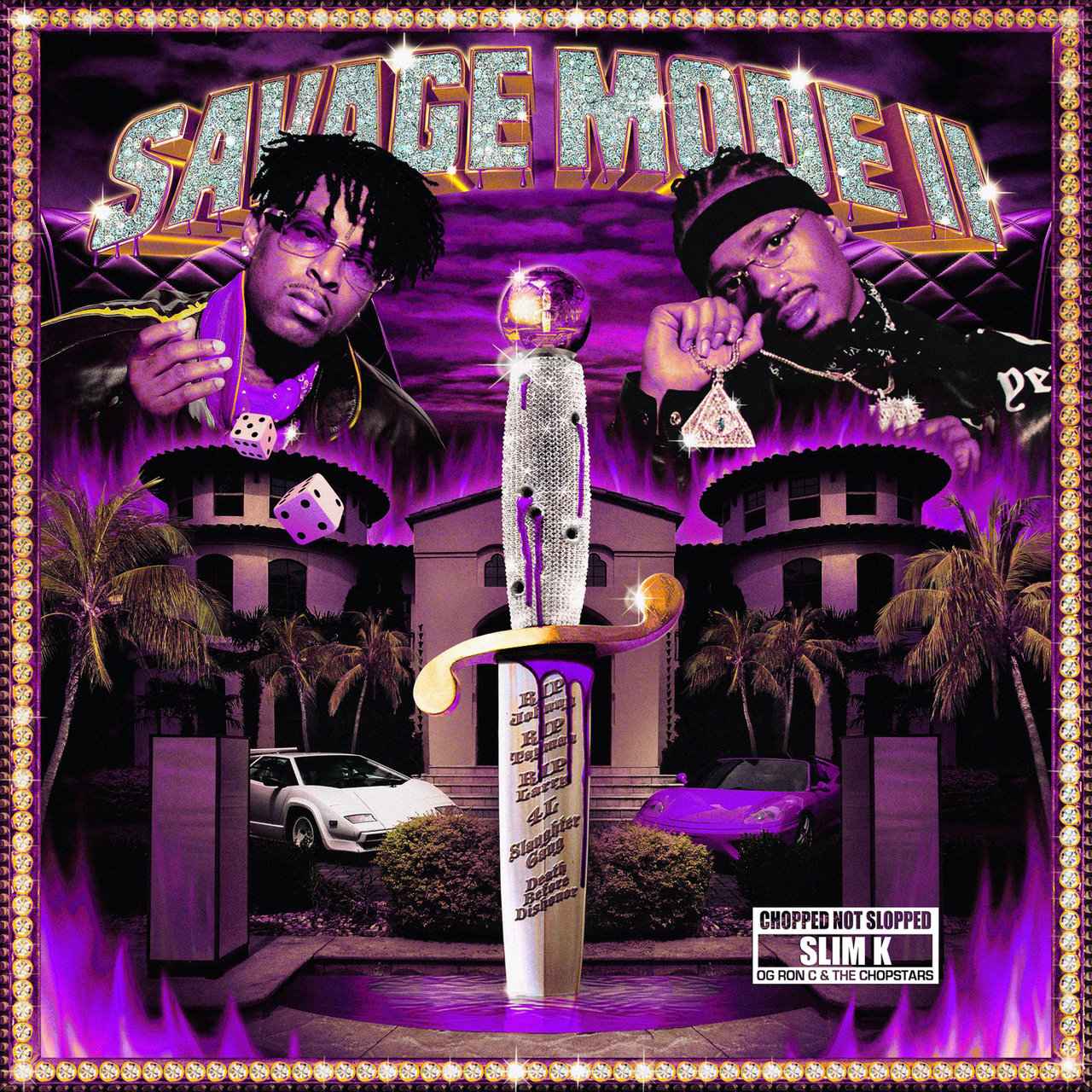21 Savage & Metro Boomin – 'Savage Mode 2 (Chopped Not Slopped)' (Stream)