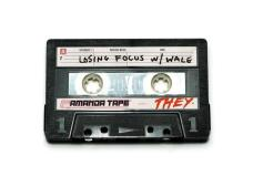 "THEY. Feat. Wale – ""Losing Focus"" (Lyric Video)"