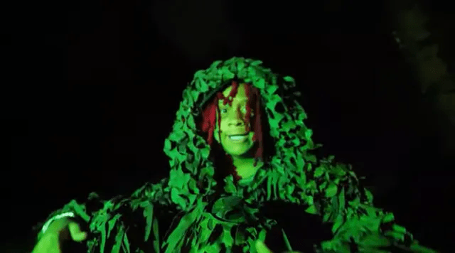 "Trippie Redd – ""Buzz"" (Video)"