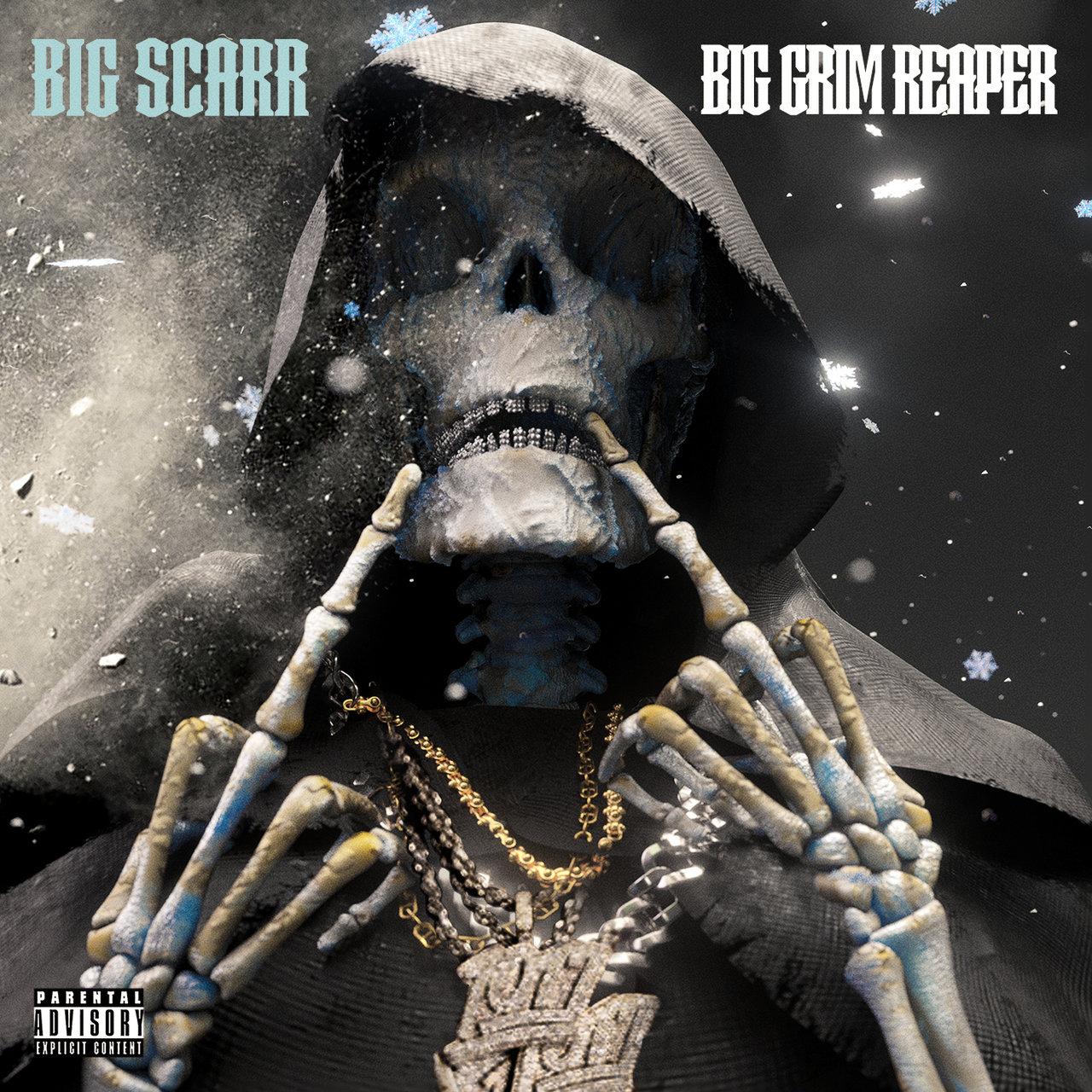 "Big Scarr – 'Big Grim Reaper' (Stream); ""Ballin In LA"" (Feat. Gucci Mane & Pooh Shiesty) (Video)"