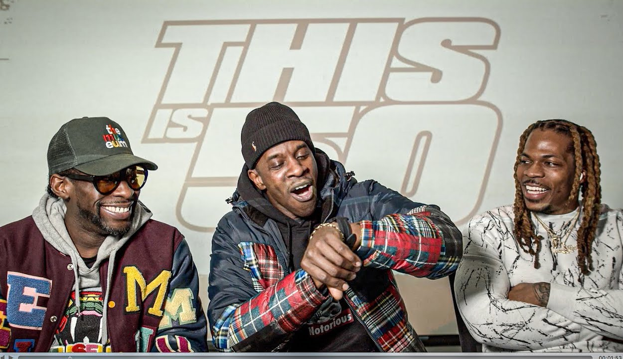 """Uptown XO & Young E Class Stop By ThisIs50 For """"Hottest in the Street"""" Series"""